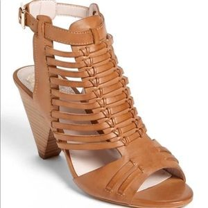 Vince Camuto Effel cone heeled sandals
